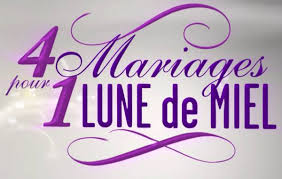 Vu dans 4 mariages pour une lune de miel sur TF1!